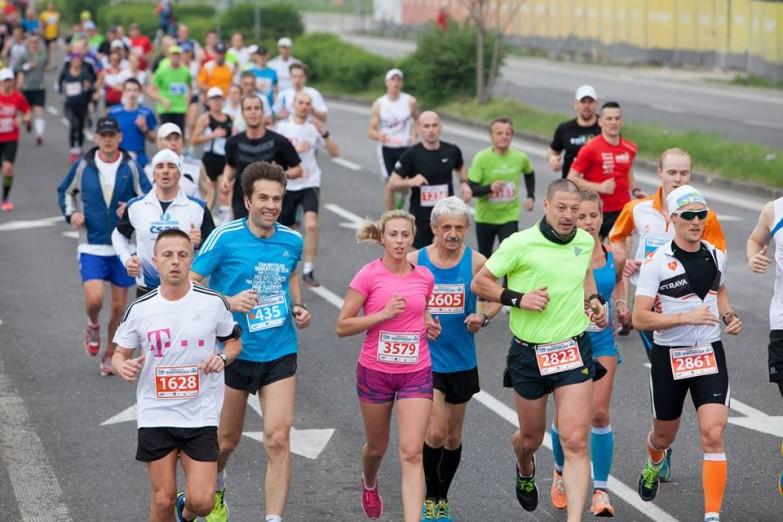 Mikuláš Dzurinda si v nedeľu 6.4.2014 zabehol polmaratón v rámci 9. ročníka ČSOB Bratislava Marathon.