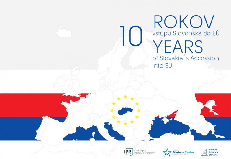10. rokov vstupu SR do EÚ