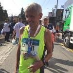 Mikuláš Dzurinda s úsmevom v cieli MMM 2018