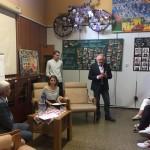 Príhovor pána riaditeľa Dorovského a otvorenie diskusie