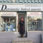 Predajňa Detvianskeho ľudového umenia