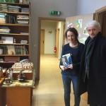 Mestská knižnica K. A. Medveckého v Detve